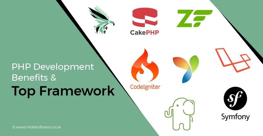 best PHP Frameworks and advantages of php