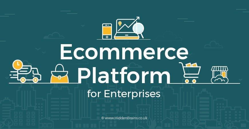 Types of eCommerce Platform