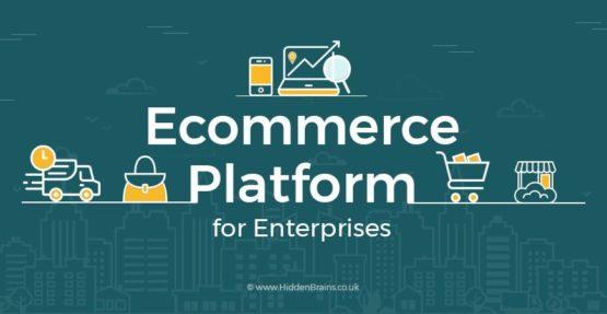 Types of eCommerce Platform for Enterprises