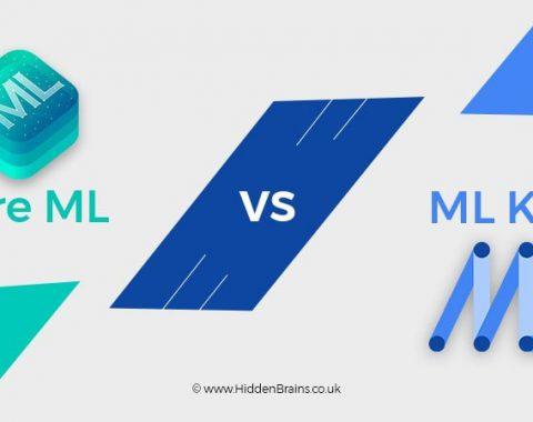 Apple Core ML and Google's ML Kit