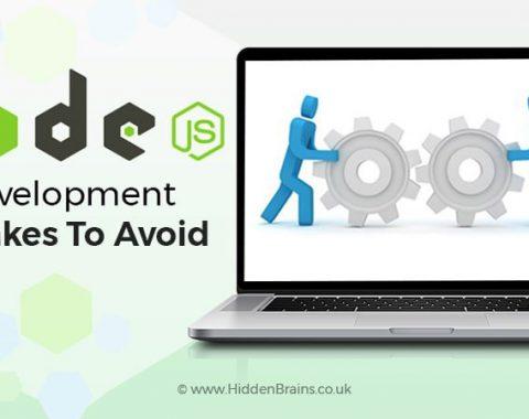 node js development mistakes