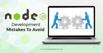 node js development mistakes