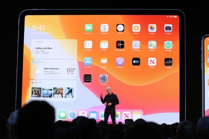iPadOS 6 - Apple Event 2019