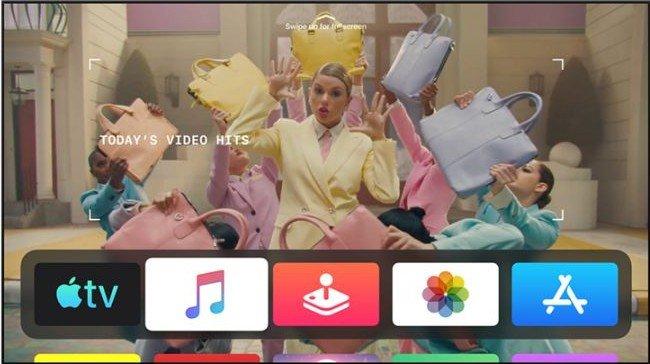 tvOS 13- Apple Event 2019