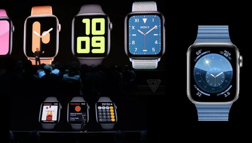 watchOS 6 - Apple Event 2019