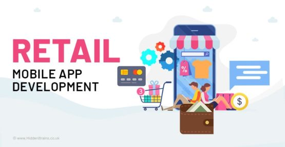 App Development & Emerging Technology used in the Retail Industry