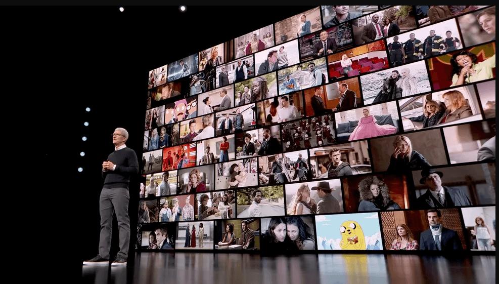 Apple Event 2019 -Apple TV Plus