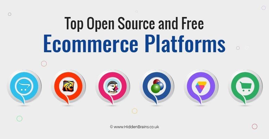 List of Best Free Ecommerce Platforms