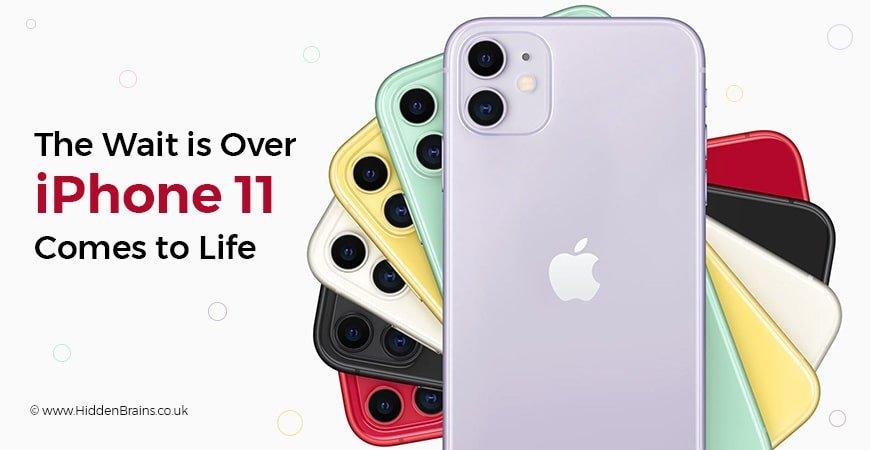 apple launch event -September 2019