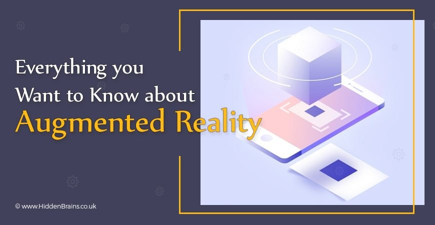 how Does augmented reality technology work