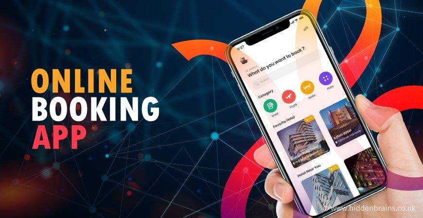 Online Booking App Cost