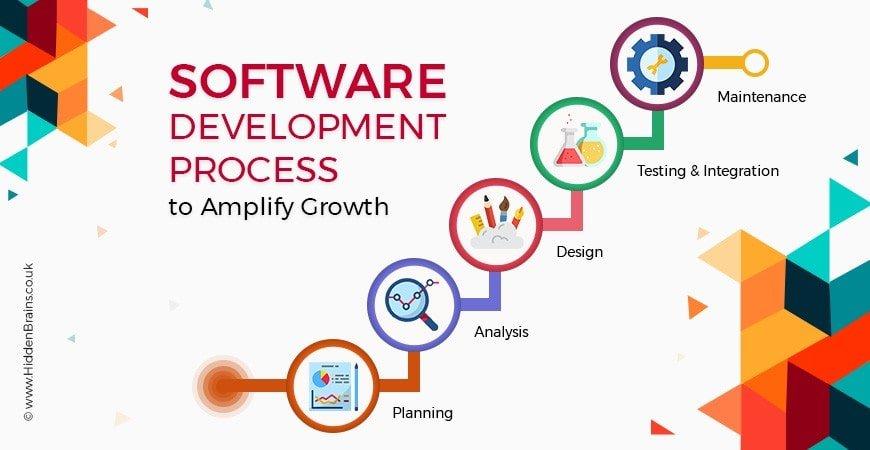 Enterprise Software Development process
