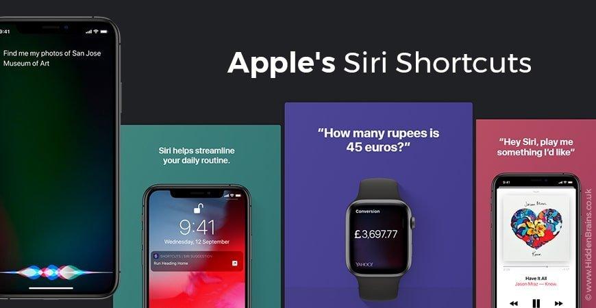 Siri Shortcuts