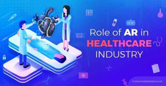 How AR technology is transforming the Healthcare industry ?