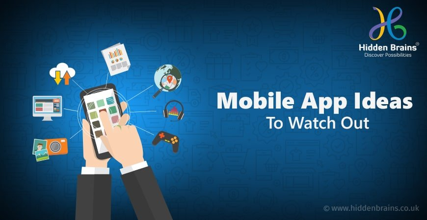 Simple Mobile App Ideas