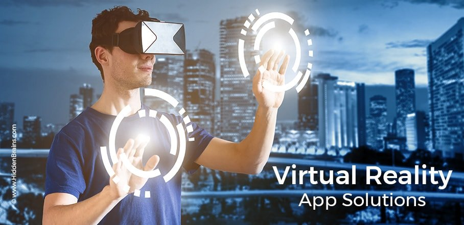 future of mobile app development 2020- Virtual-Reality-App