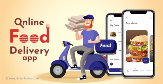On-demand Food Delivery App Development Cost, Features & Growth