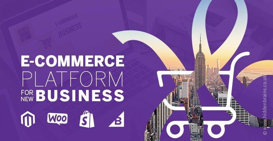 Best E-commerce platform for your business