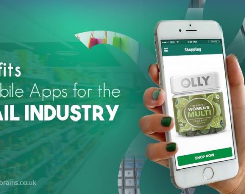 Role of Mobile App in Retail