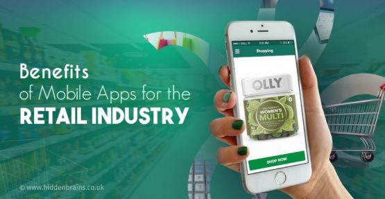 Role of Mobile Applications in the Retail Industry