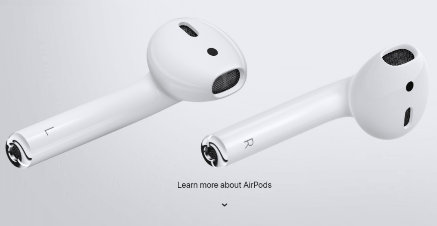 Apple Events - WWDC20 -AirPods