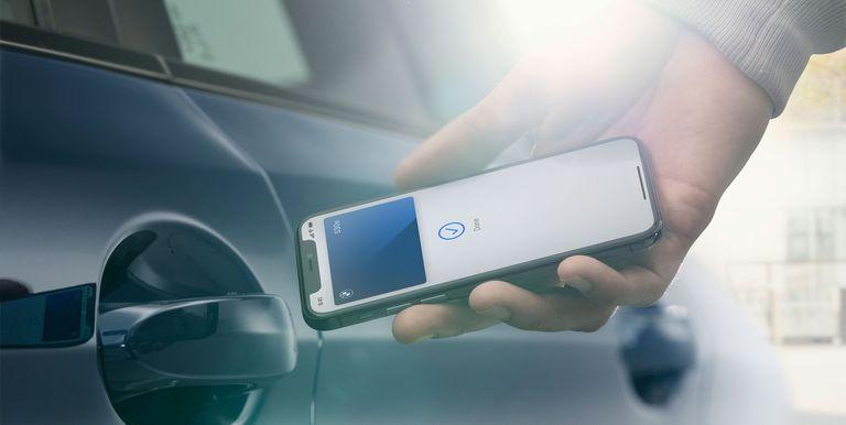 Apple's digital car technology