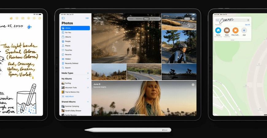 WWDC20 -iPadOS