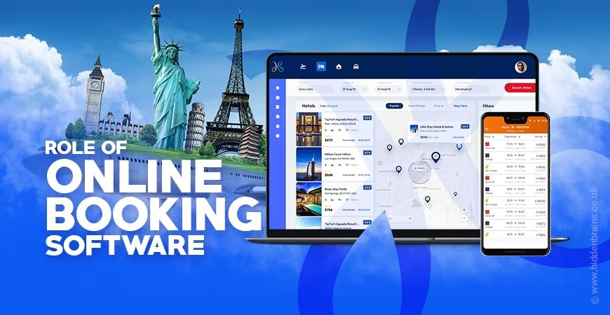Features and Benefits of Online Booking solution for Business