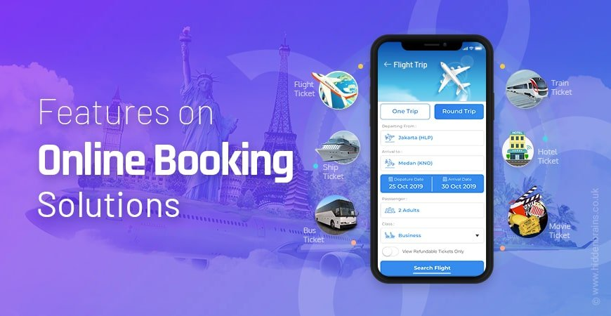 Benefits of Online Booking solution