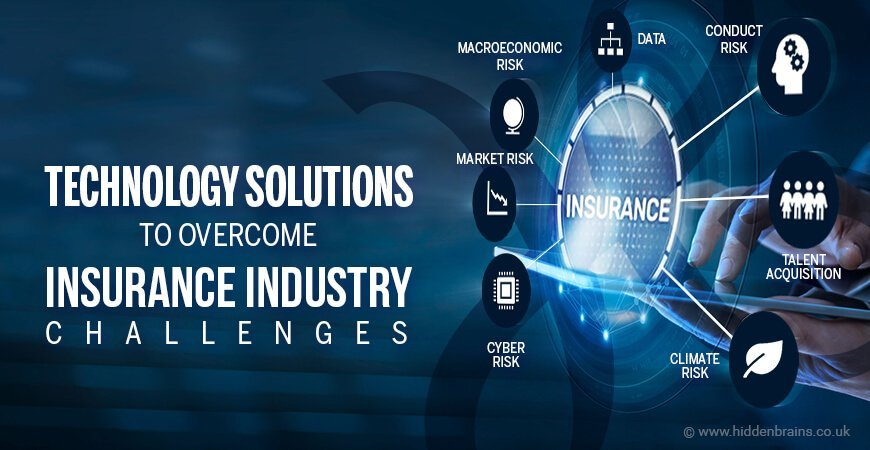 insurance technology Challenges and Trends