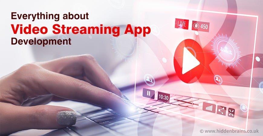 Video Streaming App Development like Netflix