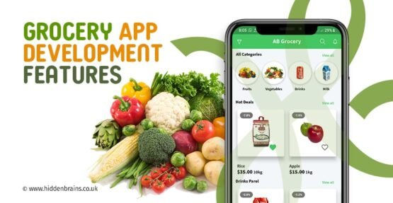 Grocery Shopping App Development Features  for your Store