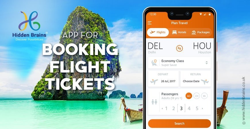 Costs to Build a Flight Booking App