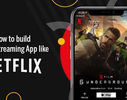 Video Streaming App like Netflix