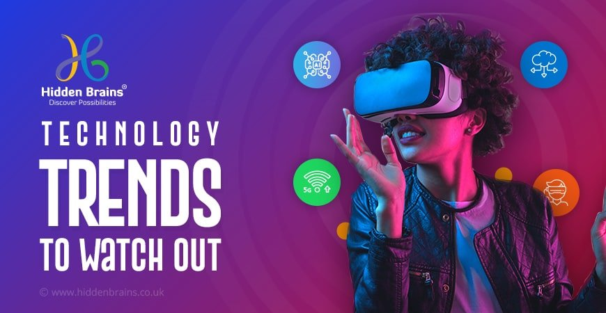 upcoming technology trends