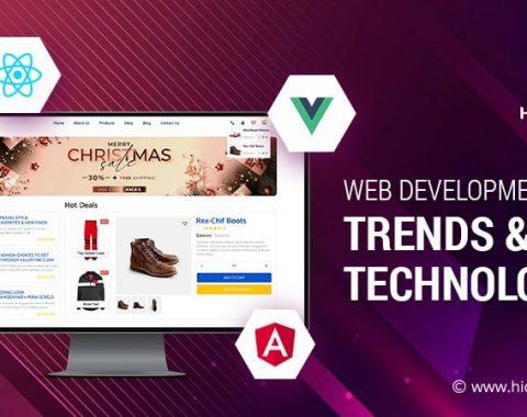 Top Web-Development-Trends