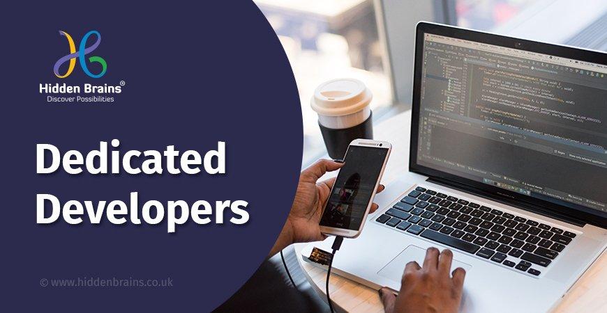 Hire Dedicated Developer